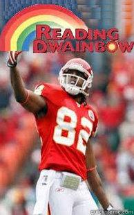Reading Dwayne Bowe